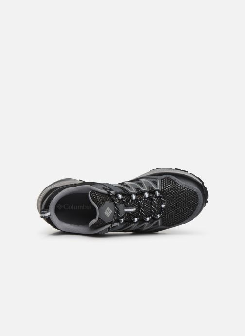 Sport shoes Columbia Wayfinder™ Black view from the left
