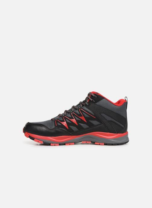 Chaussures de sport Columbia Wayfinder™ Mid Outdry™ Gris vue face