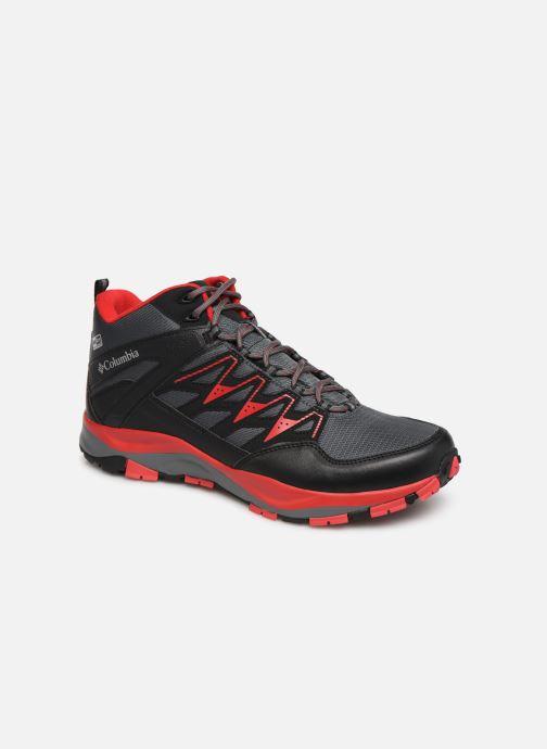 Chaussures de sport Columbia Wayfinder™ Mid Outdry™ Gris vue détail/paire