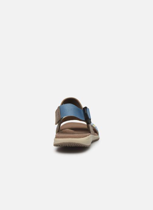 Sandalen Columbia Solana™ braun ansicht von rechts