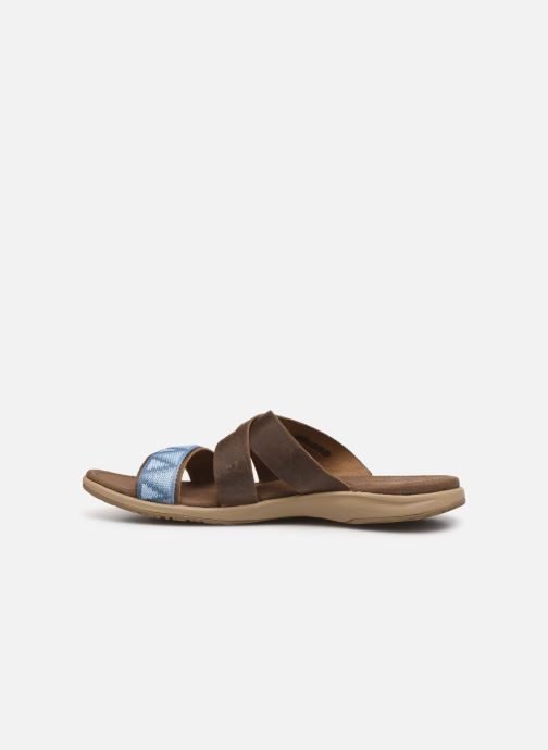 Mules & clogs Columbia Solana™ Slide Brown front view