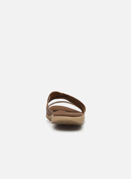Clogs & Pantoletten Columbia Solana™ Slide braun ansicht von rechts