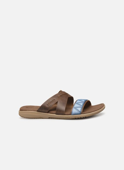 Mules & clogs Columbia Solana™ Slide Brown back view