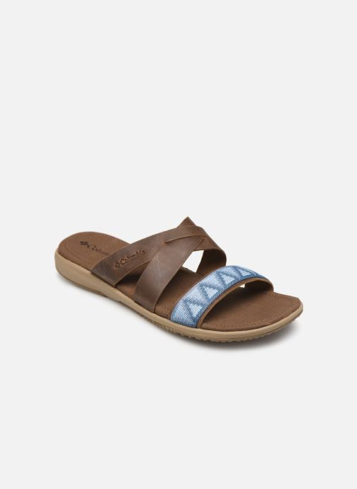 Mules & clogs Columbia Solana™ Slide Brown detailed view/ Pair view