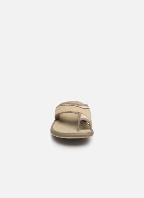 Mules et sabots Columbia Kea™ II Beige vue portées chaussures