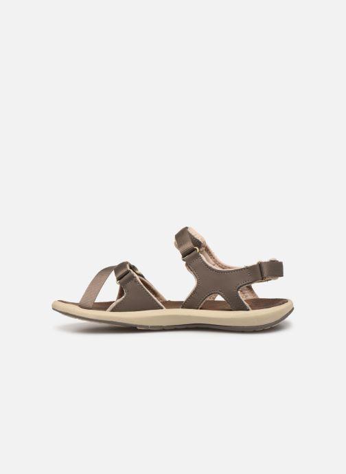 Sandalen Columbia Kyra™ III Bruin voorkant