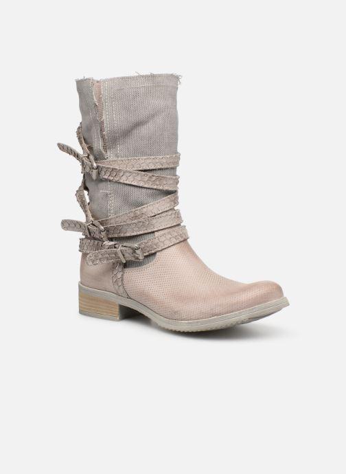 Bottines et boots Sweet Lemon L.23.RAJINE Gris vue détail/paire