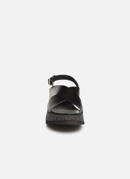 Sandali e scarpe aperte Sweet Lemon L.41.LILAR Nero modello indossato