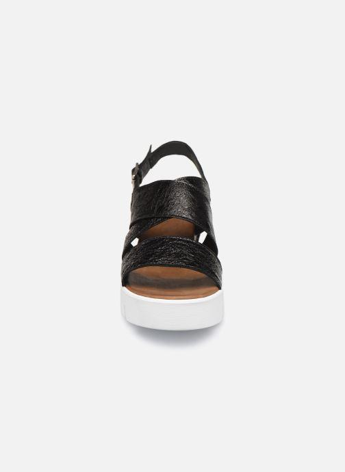 Sandales et nu-pieds Sweet Lemon L.16.SACOH Noir vue portées chaussures