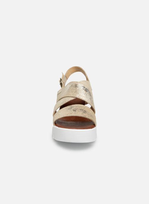 Sandales et nu-pieds Sweet Lemon L.16.SACOH Beige vue portées chaussures