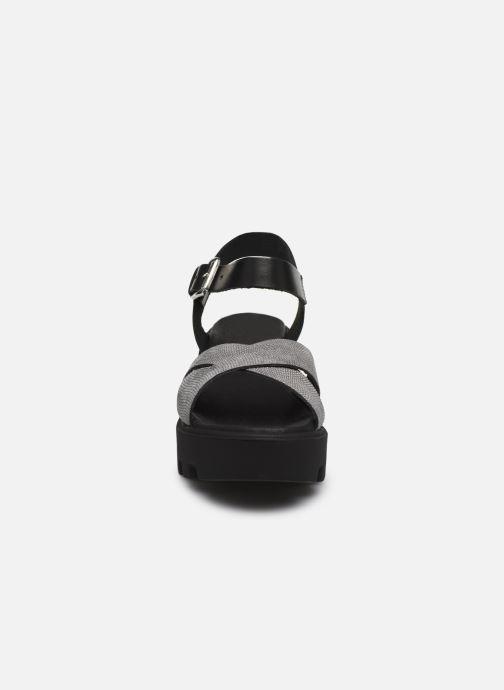 Sandals Sweet Lemon L.41.LEPUB Black model view