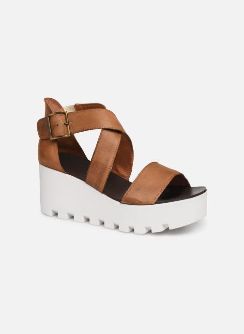 Sandales et nu-pieds Femme L.16.SUBWAY