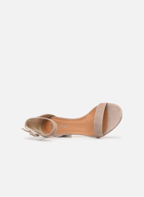 Sandales et nu-pieds Sweet Lemon L.47.KANON Beige vue gauche