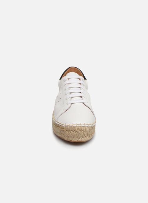 Sneakers Sweet Lemon L.54.DONYA Bianco modello indossato