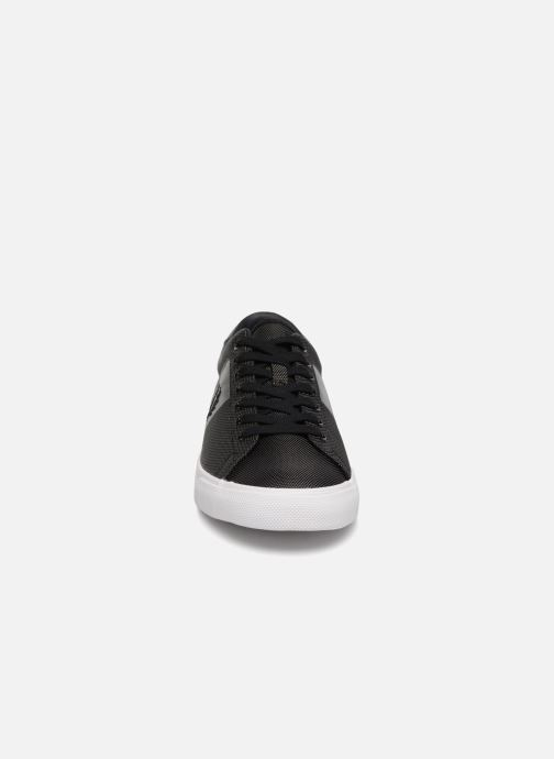 Baskets Fred Perry Underspin Noir vue portées chaussures