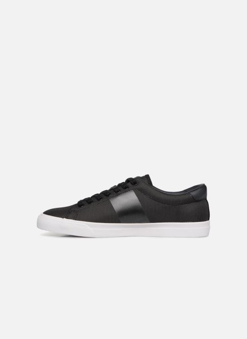 Baskets Fred Perry Underspin Noir vue face