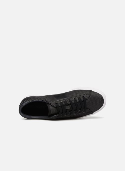 Baskets Fred Perry Underspin Noir vue gauche