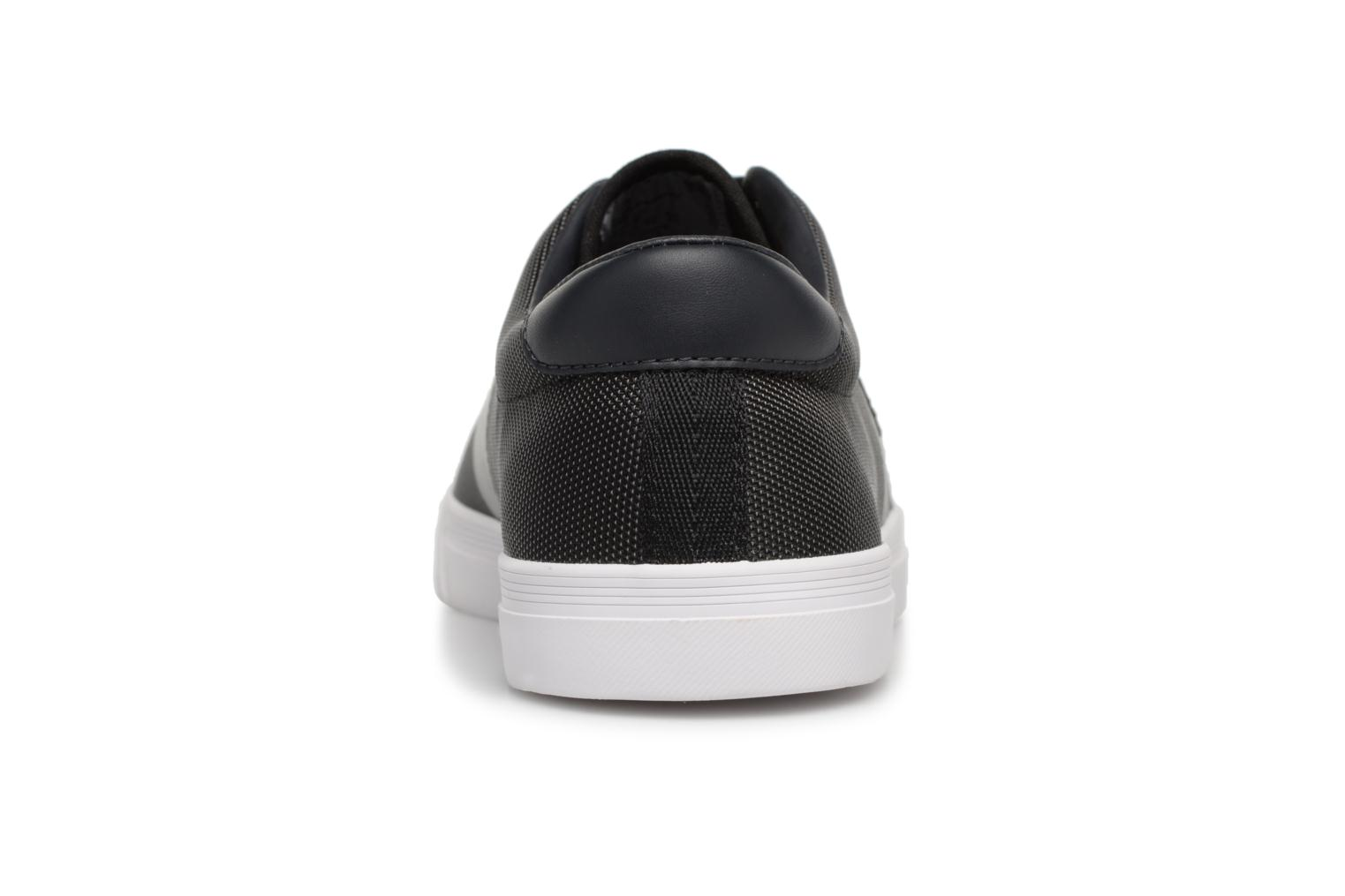 Baskets Fred Perry Underspin Noir vue droite