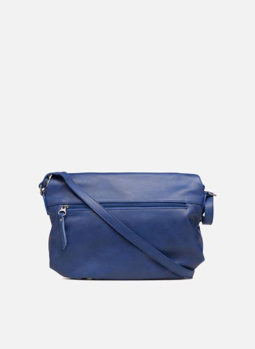 Handtaschen Sabrina Cassiopée blau ansicht von vorne
