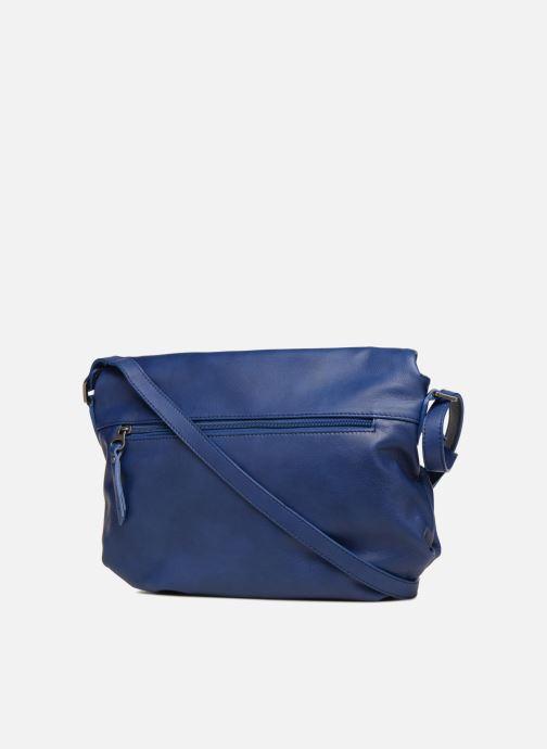 Handtaschen Sabrina Cassiopée blau ansicht von rechts