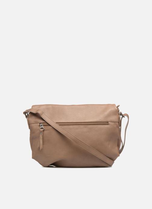 Handbags Sabrina Cassiopée Beige front view