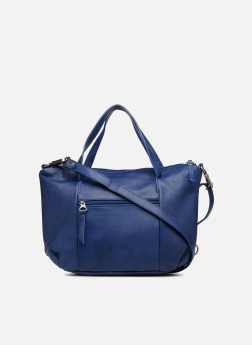 Handtaschen Sabrina Blandine blau ansicht von vorne