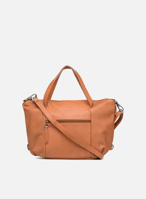 Handtaschen Sabrina Blandine braun ansicht von vorne