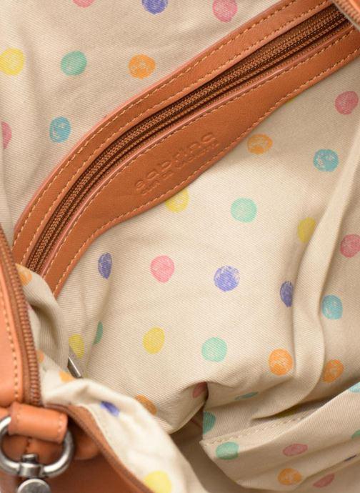 Handtaschen Sabrina Blandine braun ansicht von hinten