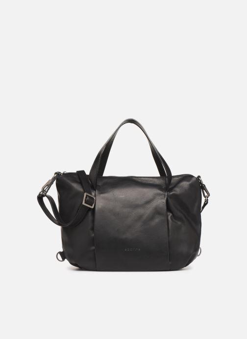 Handtassen Sabrina Blandine Zwart detail
