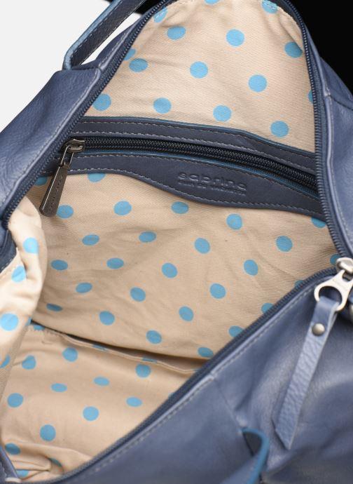 Handtassen Sabrina Blandine Blauw achterkant