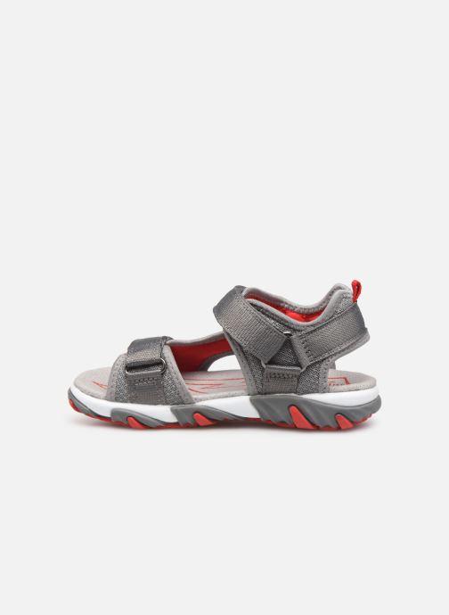 Sandales et nu-pieds Superfit Mike 4 Gris vue face