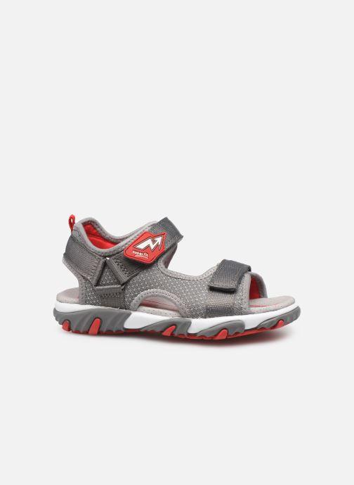 Sandales et nu-pieds Superfit Mike 4 Gris vue derrière