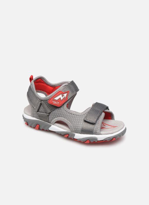 Sandales et nu-pieds Superfit Mike 4 Gris vue détail/paire