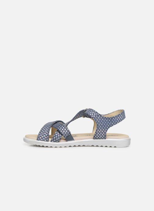 Sandales et nu-pieds Superfit Maya 2 Bleu vue face