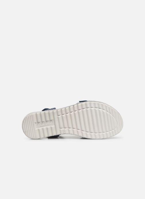 Sandales et nu-pieds Superfit Maya 2 Bleu vue haut