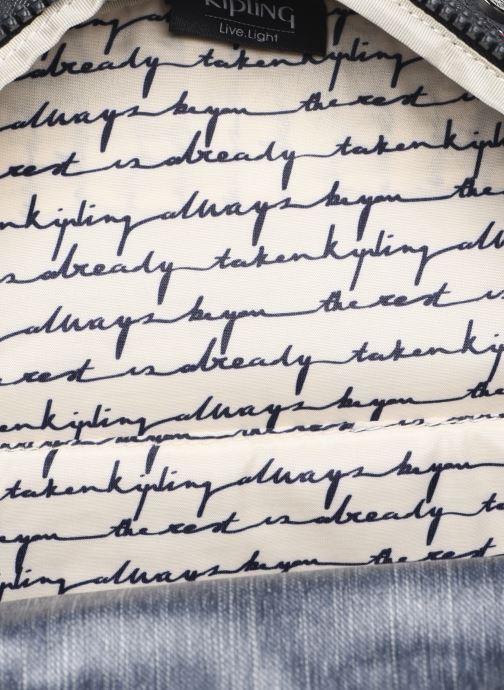 Mochilas Kipling Clas Seoul S Azul vistra trasera