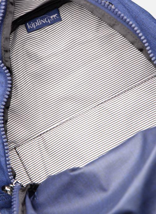 Rucksäcke kipling Clas Seoul S blau ansicht von hinten