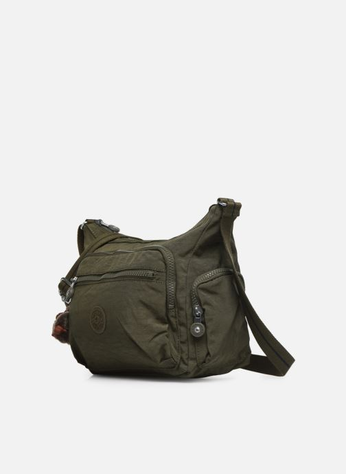 Handtaschen Kipling Gabie S grün schuhe getragen