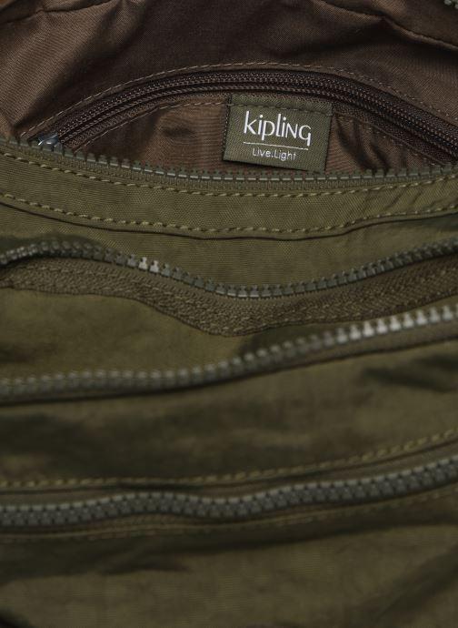 Handtaschen Kipling Gabie S grün ansicht von hinten