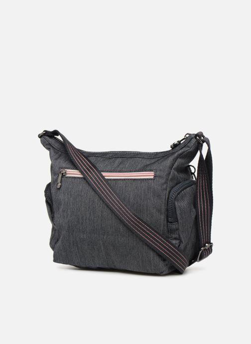 Handtaschen Kipling Gabie S blau ansicht von rechts