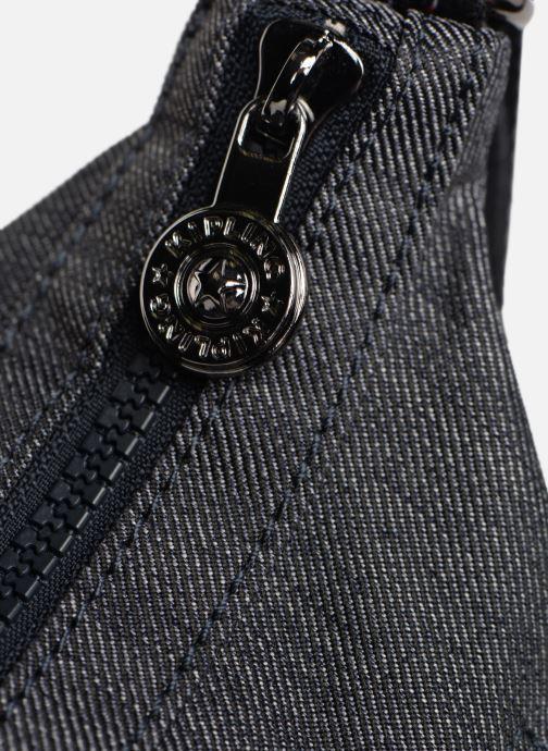 Handtaschen Kipling Gabie S blau ansicht von links