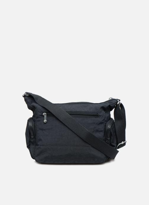 Handtaschen Kipling Gabie S blau ansicht von vorne