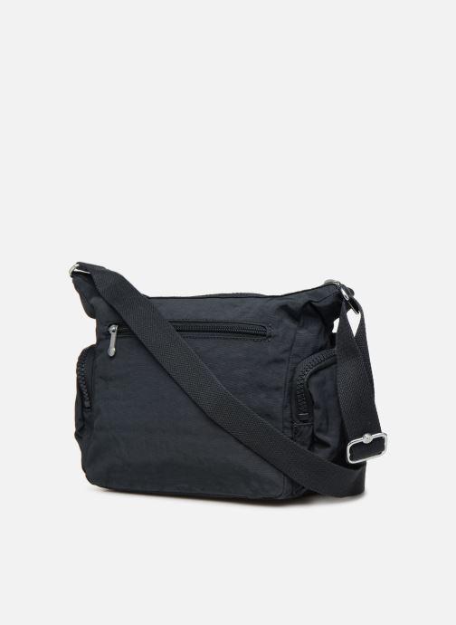 Handväskor kipling Gabie S Blå Bild från höger sidan