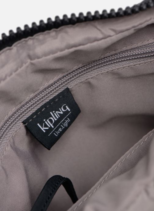 Handtaschen Kipling Gabie S blau ansicht von hinten