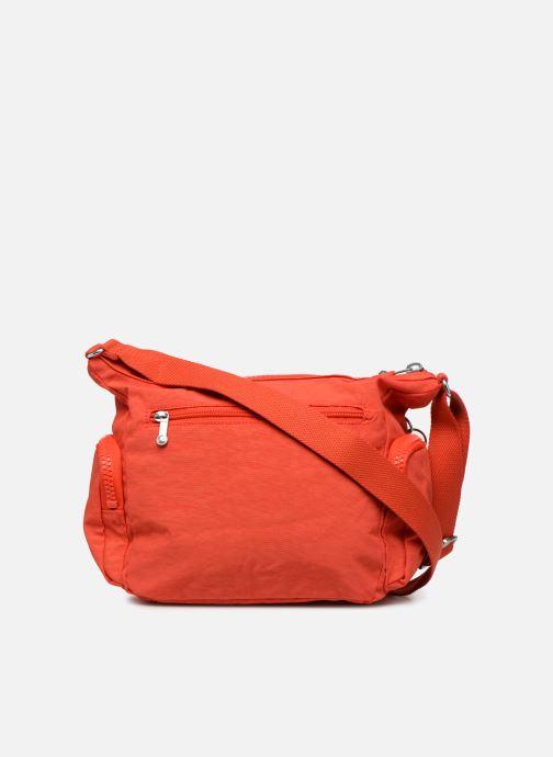 Bolsos de mano Kipling Gabie S Rojo vista de frente