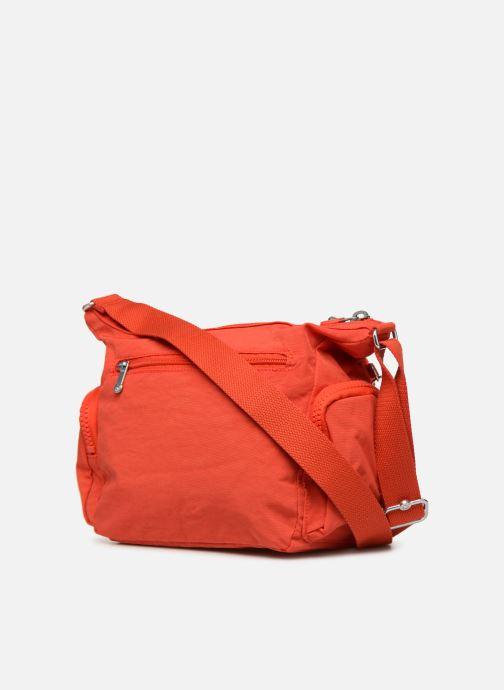 Bolsos de mano Kipling Gabie S Rojo vista lateral derecha