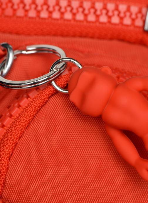 Bolsos de mano Kipling Gabie S Rojo vista lateral izquierda