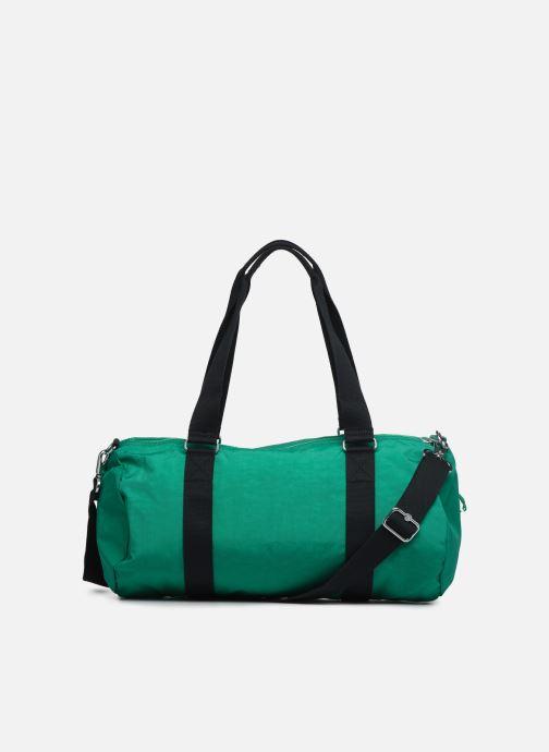Sporttaschen kipling Onalo grün ansicht von vorne
