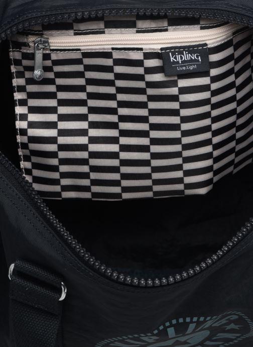 Sporttaschen Kipling Onalo blau ansicht von hinten