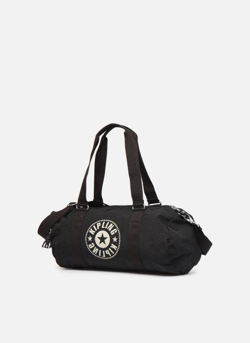 Sporttaschen Kipling Onalo schwarz schuhe getragen